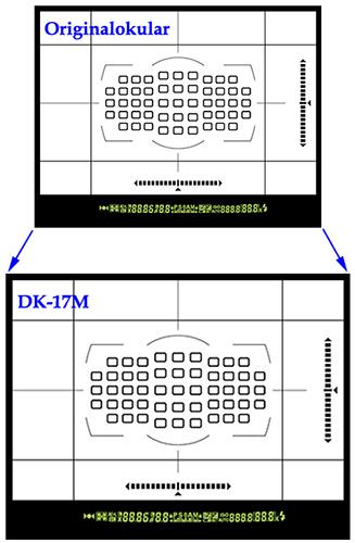 Effekt des DK-17M